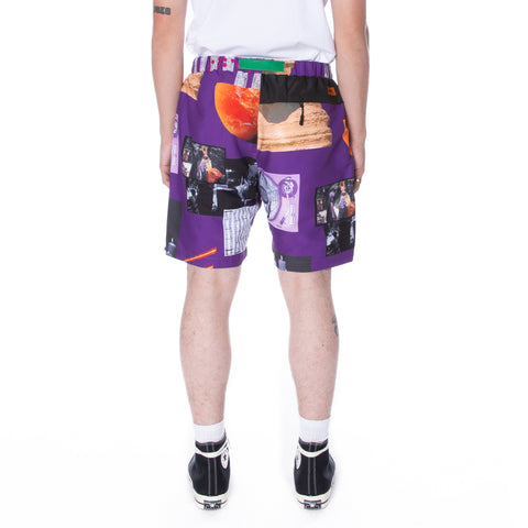 Saturn Shorts - Purple