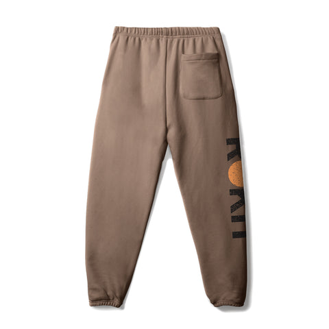 Core Sweatpants - Brown