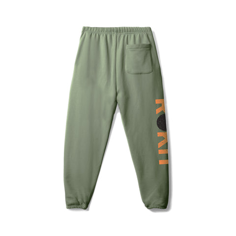 Rokit Core Sweatpants - Green