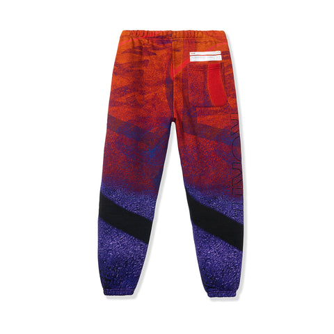 ROKIT Blacktop Sweatpants - Purple