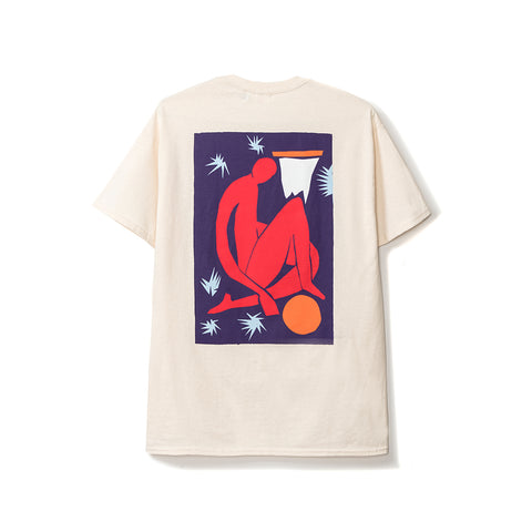 High Flyer SS Tee - White