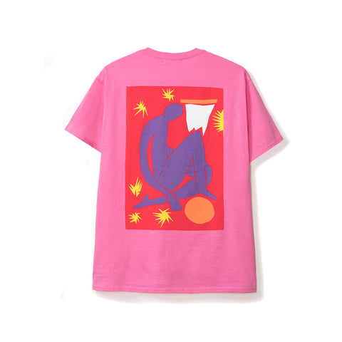 High Flyer SS Tee - Pink