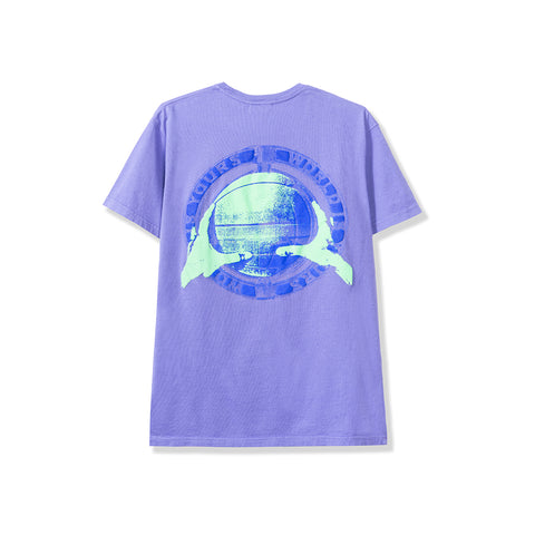 ROKIT The World Is Yours Tee - Grape