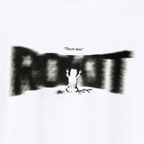 Rokit Light SS Tee - White
