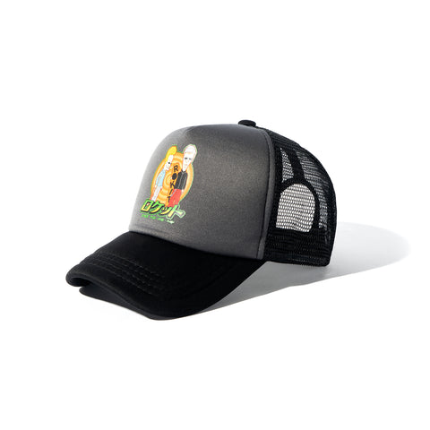 Beavis & Butt-head Trucker Hat - Black Green