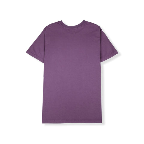 ROKIT Stacked SS Tee - Purple