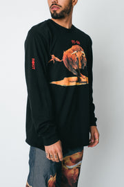 Dynasty LS Tee - Black