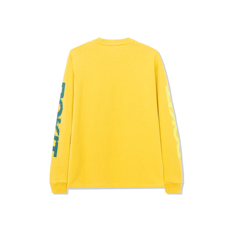 ROKIT Ripple LS Tee - Green