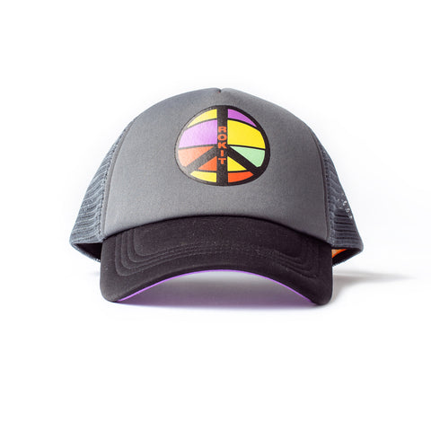 Concord Trucker Cap - Black