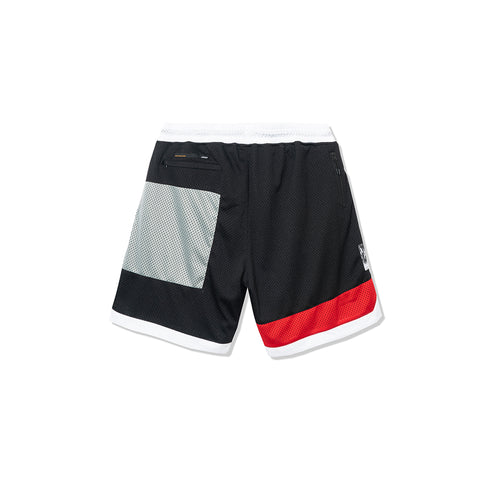 Mismatch Basketball Shorts - Black