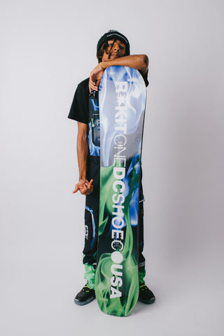 The 156 Rokit Snowboard