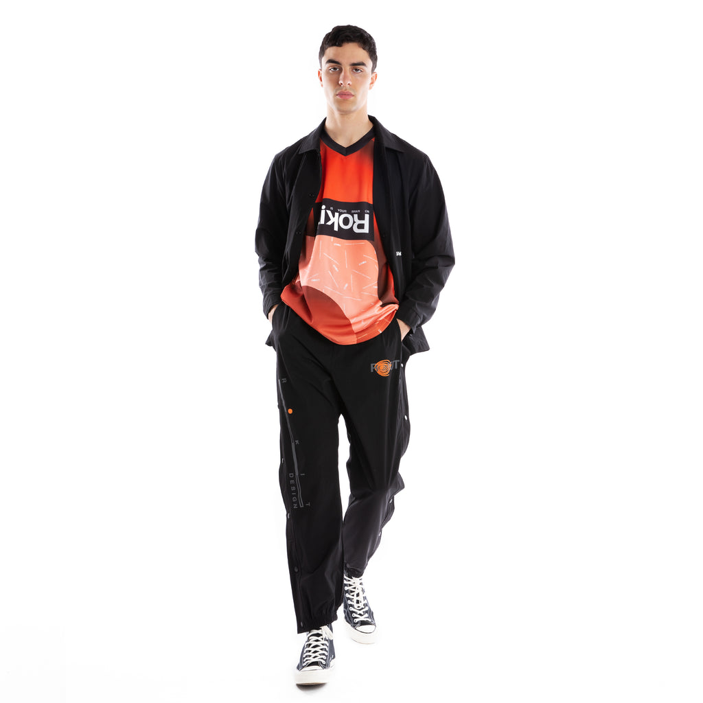 Lava Athletic Jersey - Orange