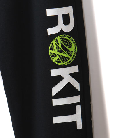 Rokit Visionz Sweatpants - Black
