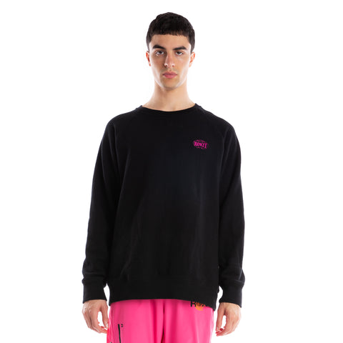 Soundwave Crewneck - Black