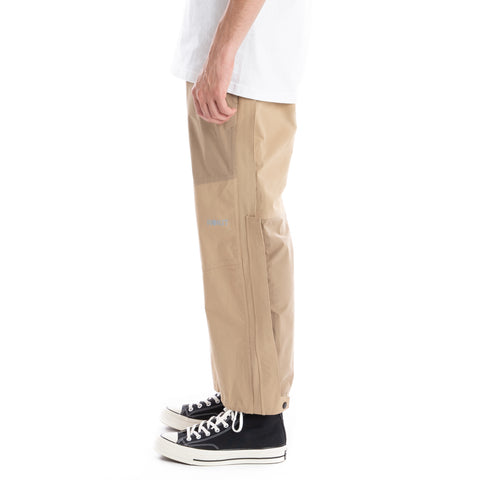 ROKIT Switch Zip Up Pants - Khaki