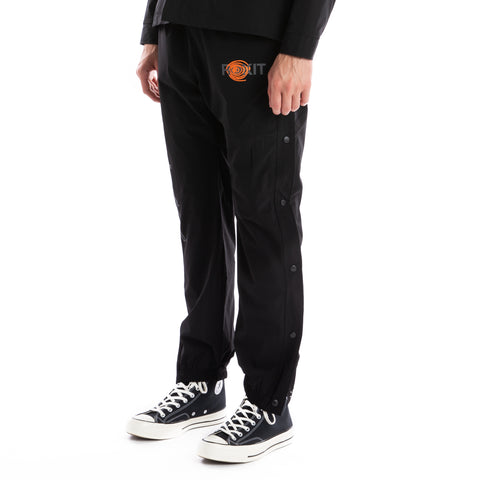 ROKIT Carter Tearaway Pants - Black