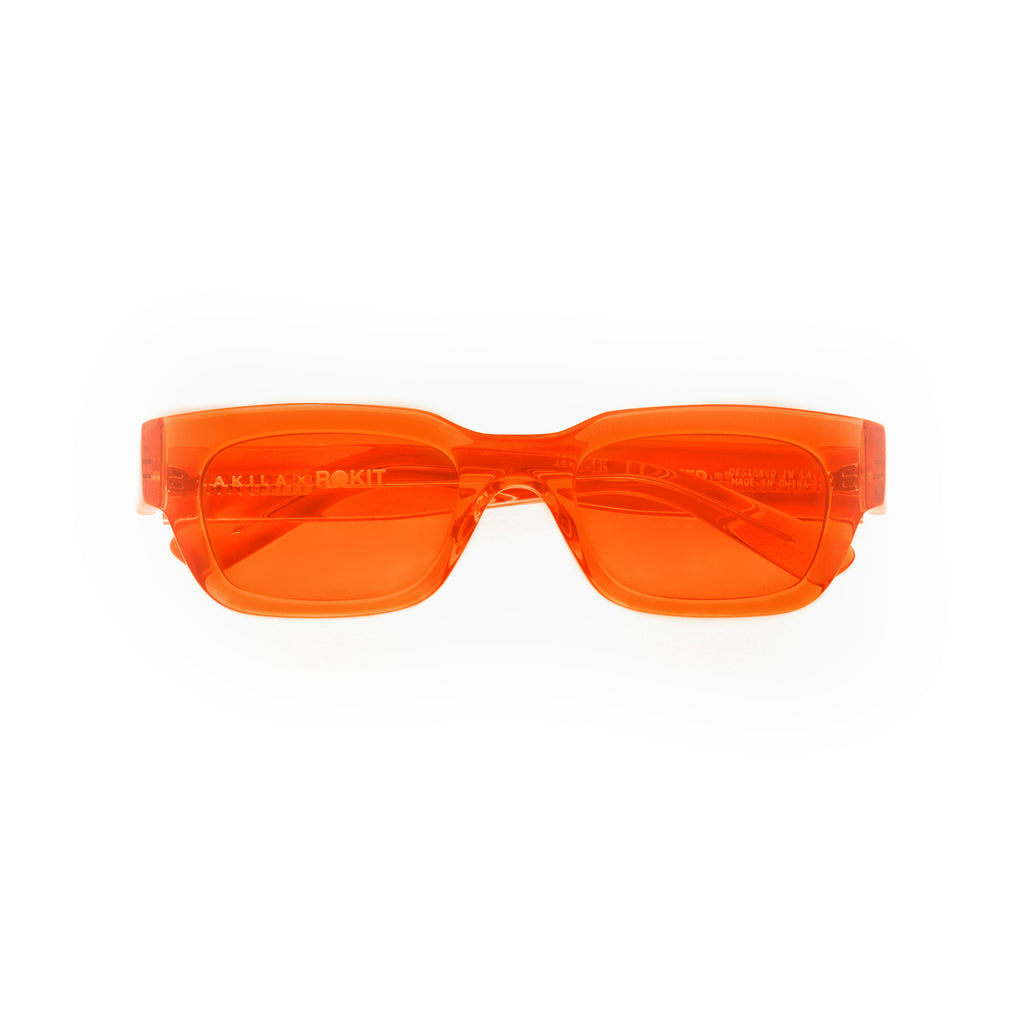 Zed Sunglasses - Red