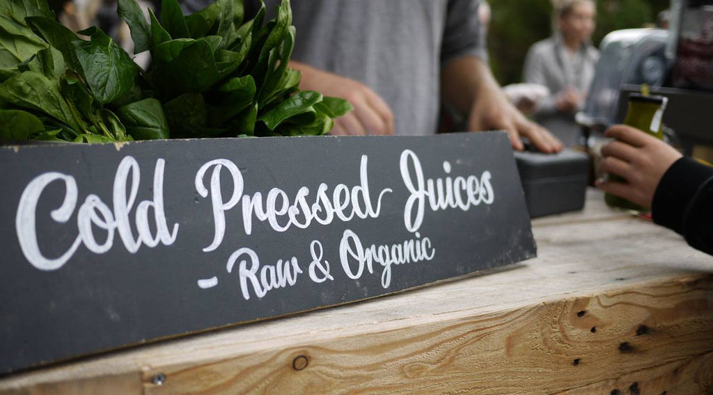 About Cold Pressed Raw Organic