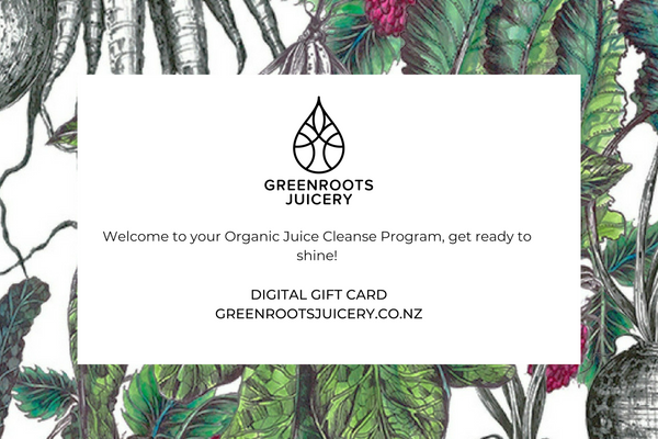 Give the Gift of Wellness (e-Gift Card)