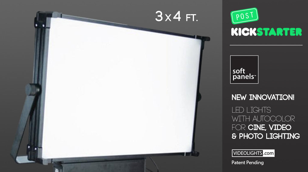 3x4 LED SOFTPANELS