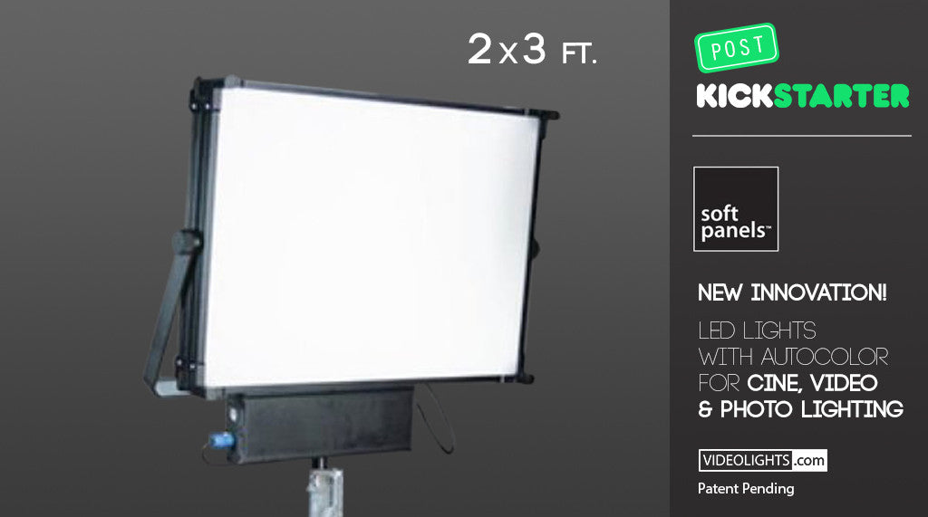 2x3 LED SOFTPANELS