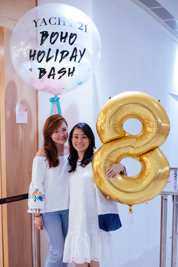 YACHT 21'S BOHO HOLIDAY BASH