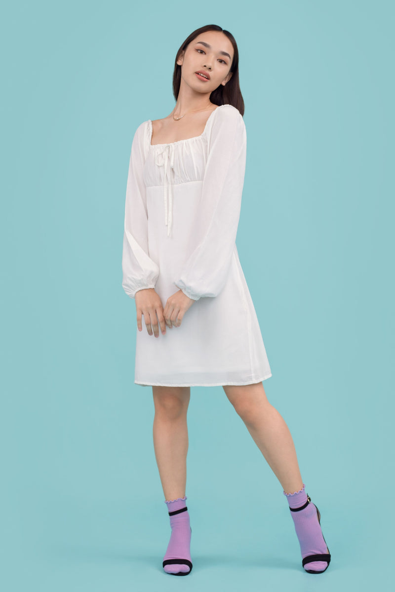 Faith Long Sleeve Dress