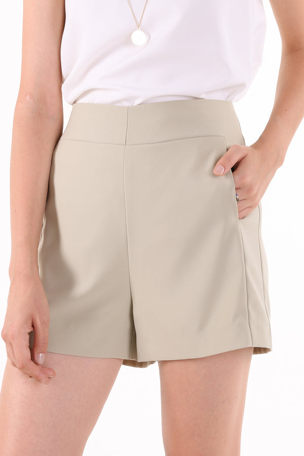 Neia Tailored Shorts