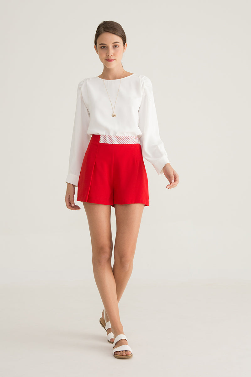 Callie Tailored Shorts