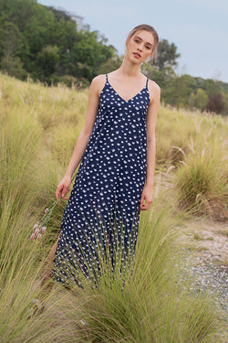 Yenny Printed Maxi Dress