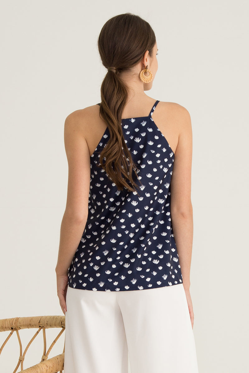 Yenny Printed Cami