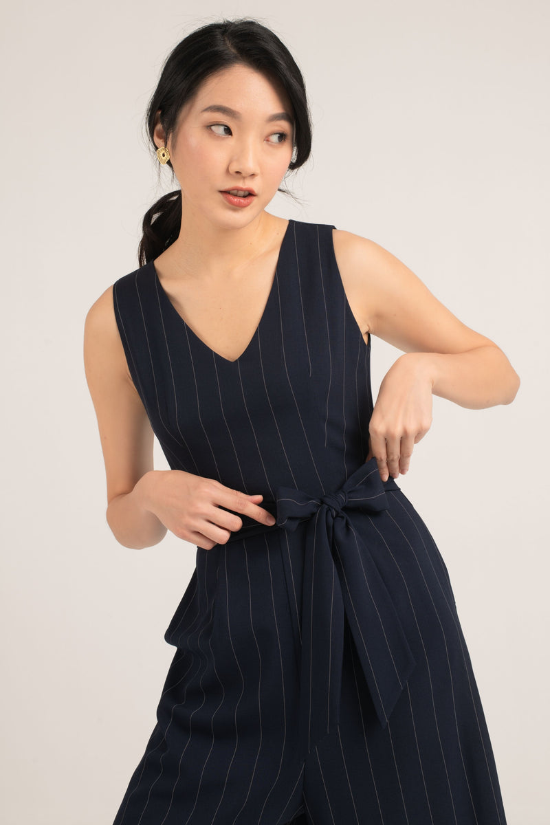 Juana Tailored Jumpsuit