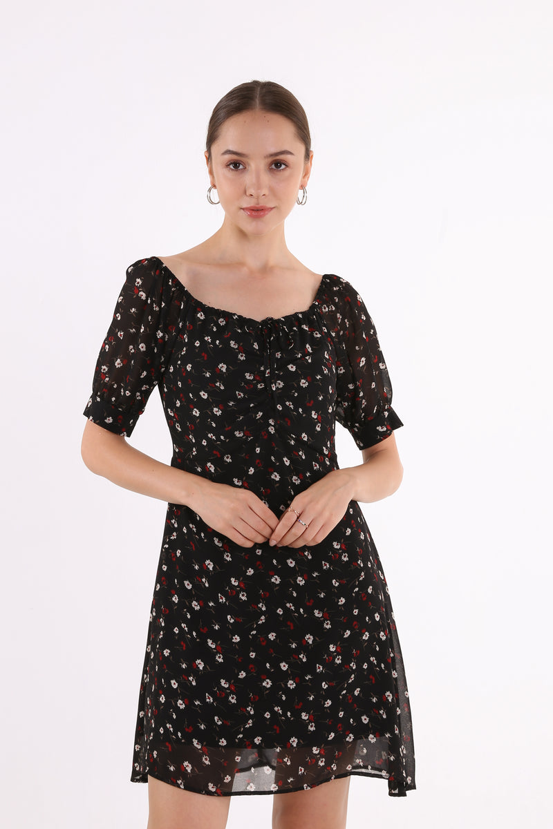 Lolanda Printed Dress