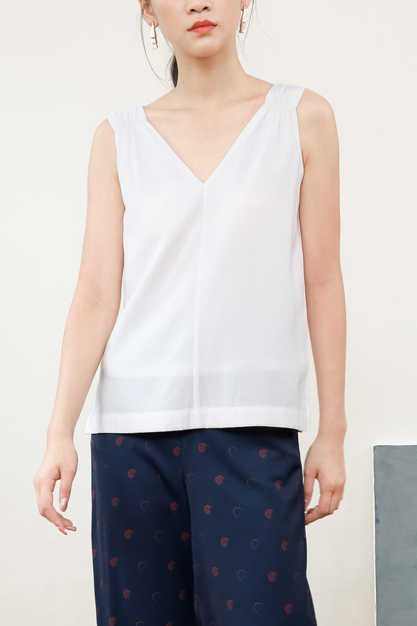 Dahlia Sleeveless Top