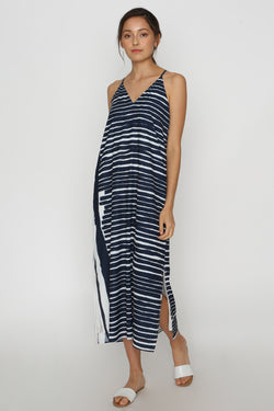 Mylie Printed Strappy Maxi