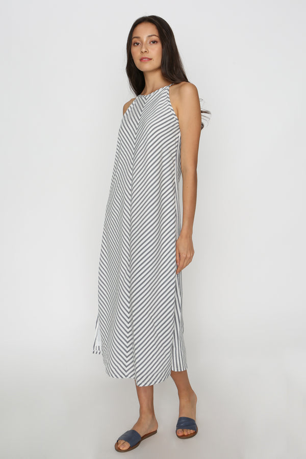 Natasha Striped Maxi