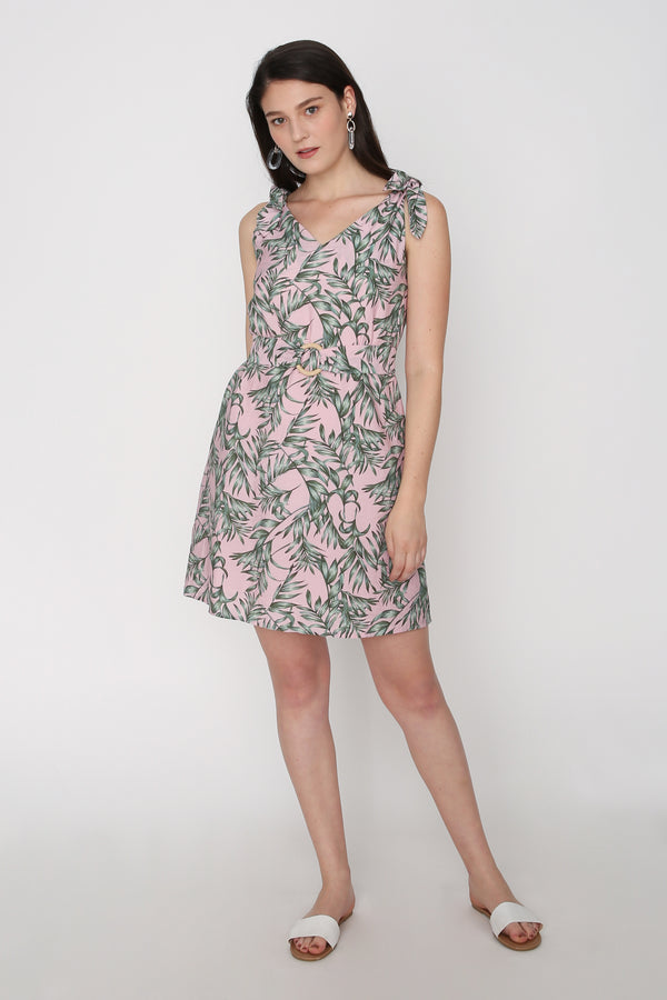 Quinn Tie Shoulder Dress