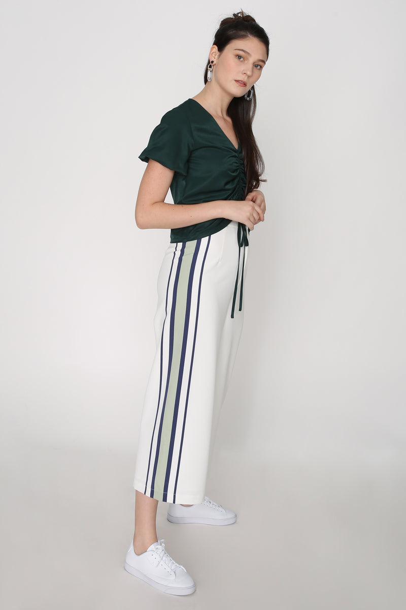 Riley Striped Pants