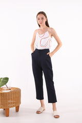 Inuk High Waisted Trousers