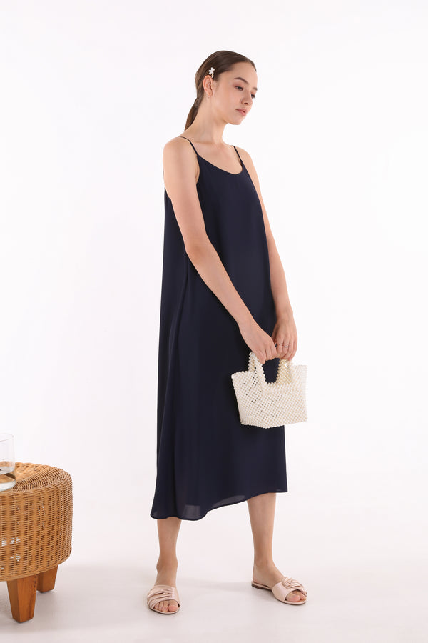 Lenora Midi Slip Dress
