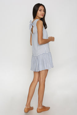 Stella Dropwaist Ruffle Dress