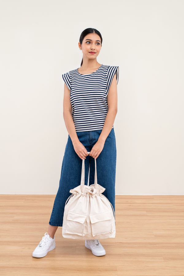Lenna Striped Tank Top