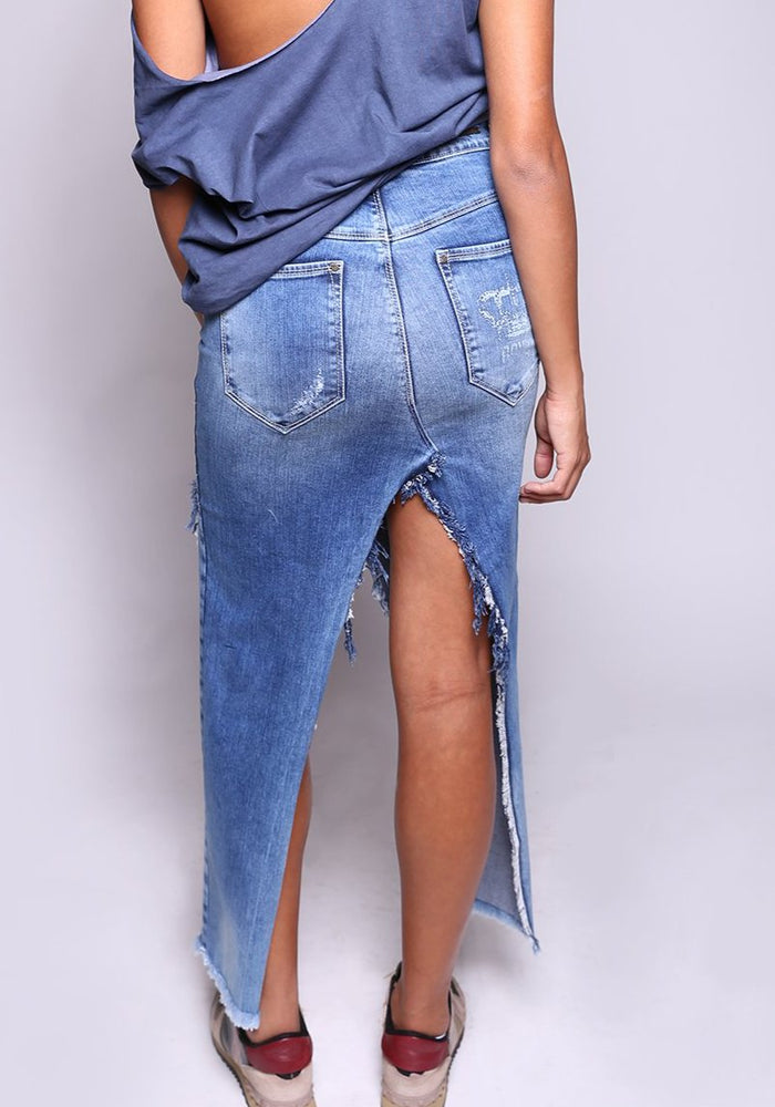 ROYAL JEANSE SKIRT