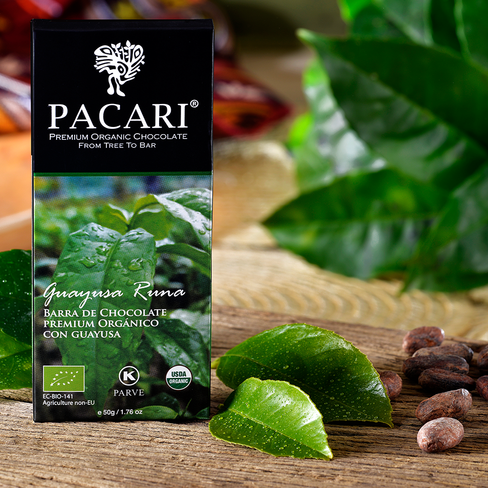 Pacari Guayusa Chocolate