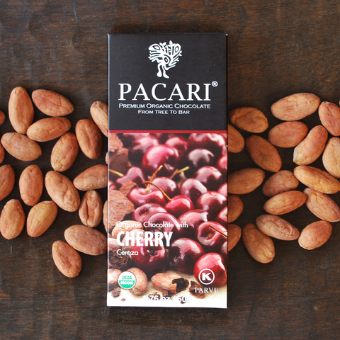 Pacari Cherry Chocolate