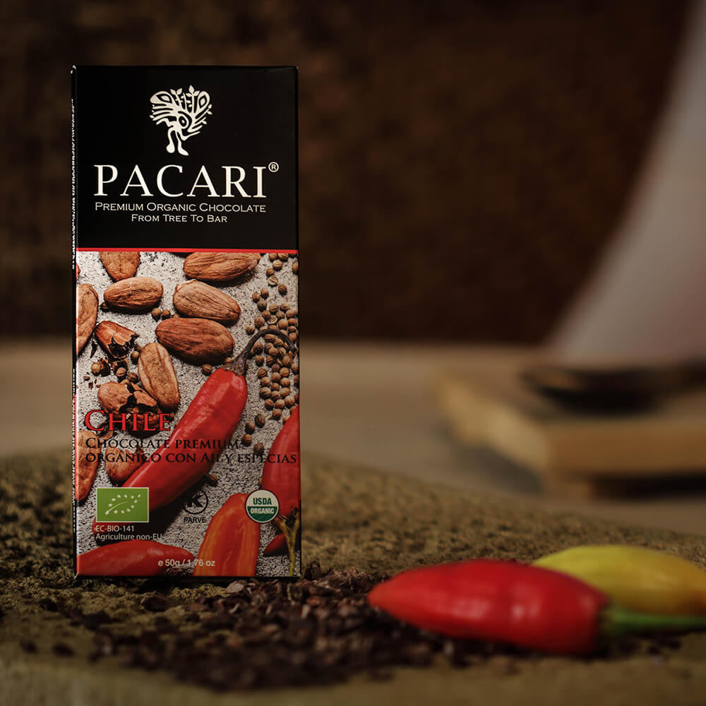 Pacari Chilli Chocolate