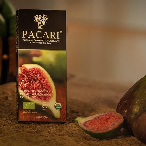 Pacari Fig Chocolate