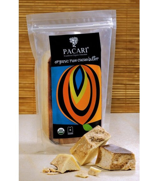 Pacari Cacao Butter 200g