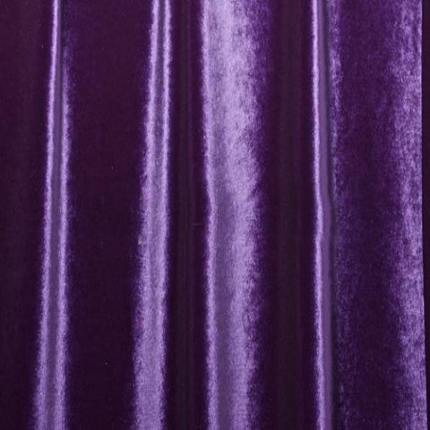 Velvet  Royal purple