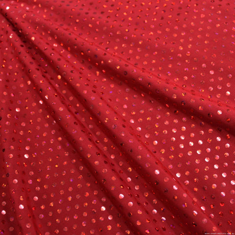 Showstopper red Sample